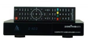 ZGEMMA H7S Triple Tuner 4k | Enigma 2 - IPTV, DIGITÁLNÍ TECHNIKA